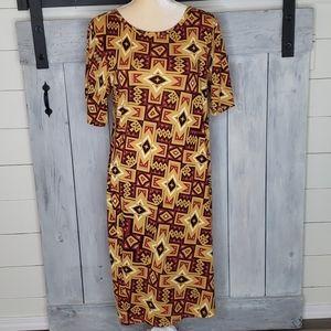 Lularoe Julia Dress Size XL